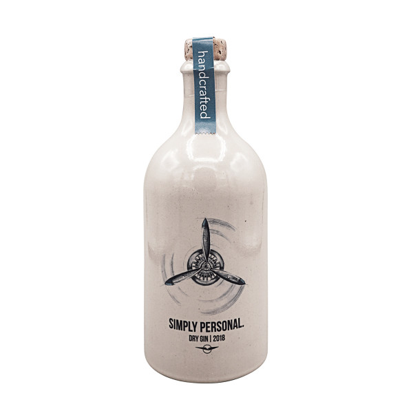 Simply Personal Gin 2018